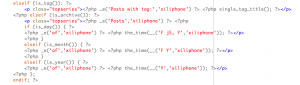 coding extract with 'international' text in 'xiliphone' theme