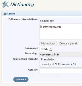 The box of translation
