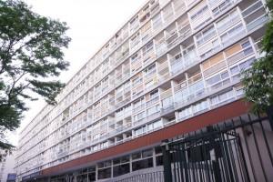 Barre Immeuble Rue de Meaux Paris XIVe